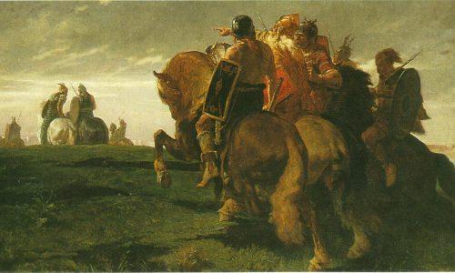 Brennus : le Gaulois qui mit Rome à genoux