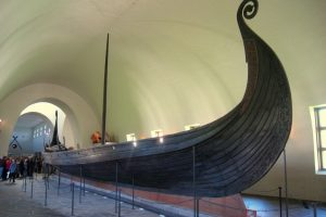 L'Oseberg : un bateau sépulture Viking