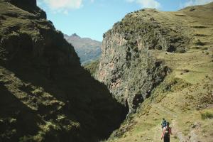 Le Qhapaq Ñan, l'autoroute des Incas