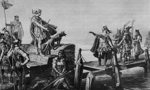 L'exode Helvète : la graine du conflit gallo-romain