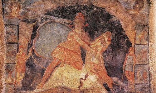 L'évolution de la mythologie romaine