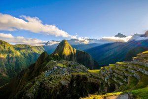 La création du monde selon la mythologie Inca