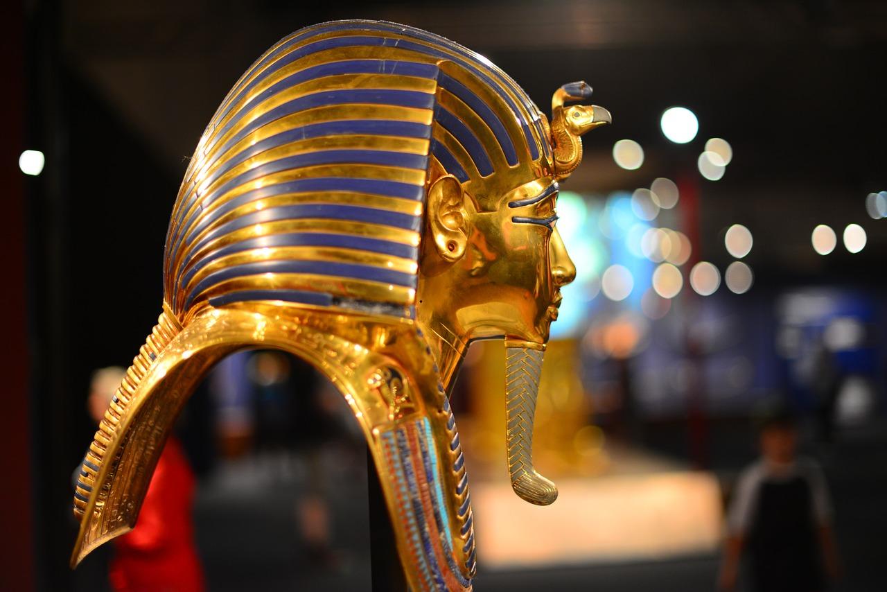 Toutânkhamon : l'enfant pharaon