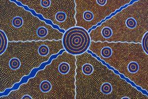 La création du monde selon la mythologie des aborigènes australiens