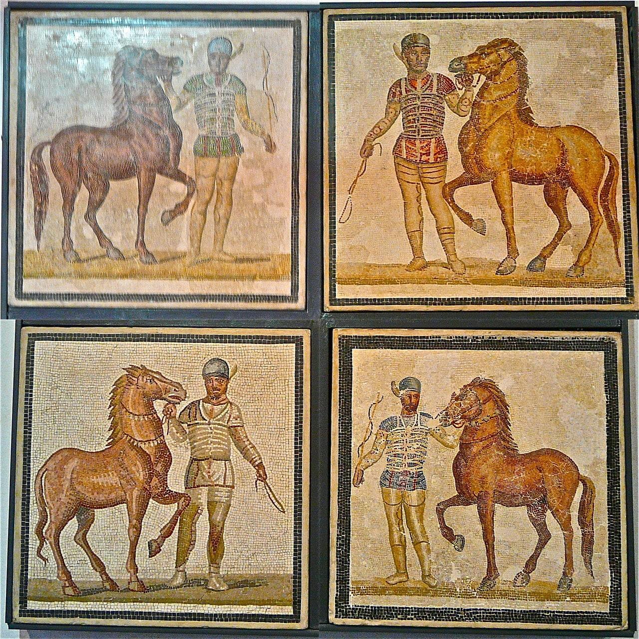 Course char Rome aurige