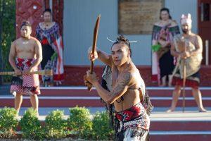 La création du monde selon la mythologie maorie