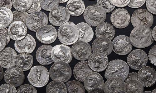 La monnaie et l'argent dans la Rome Antique